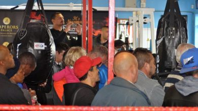 Photo of Boxing open day – all welcome!