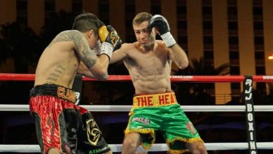 Photo of 'The Heat' opens up on coming home, fighting Spence and being the ultimate gym rat