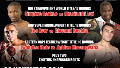 Photo of Salute to SA boxing great live on SuperSport