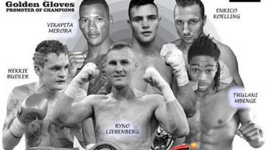 Photo of Tricky opponent named for Mbenge