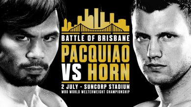 Photo of SA boxer makes his call on 'Battle of Brisbane', live on SuperSport