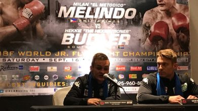 Photo of Buzzing Budler good to go in major title fight