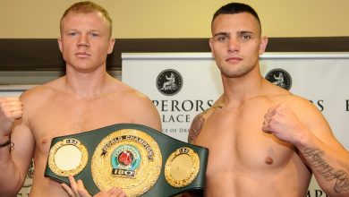 Photo of 'Two Guns' Lerena promising an explosive show