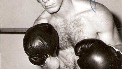 Photo of Gert Steyn, former double SA champion, dies
