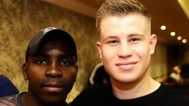 Photo of SA's boxing barber makes the cut