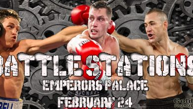 Photo of Battle Stations Emperors Palace Feb24