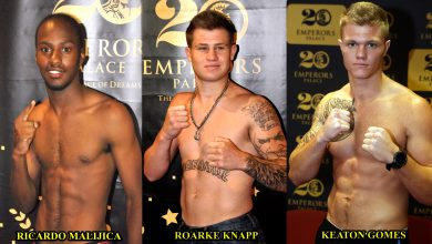 Photo of A first for South Africa – Three Youth World Titles on one card!