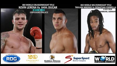 Photo of SA World Champions Back In The Ring