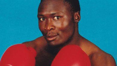 Photo of Jacob Mofokeng WBU Cruiserweight Champion