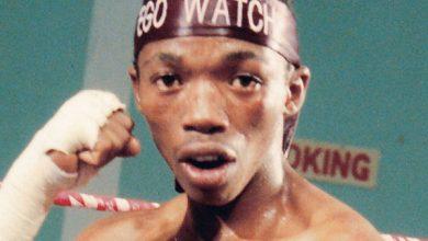 Photo of Mhikiza Meyekeni IBO Junior Flyweight Champion