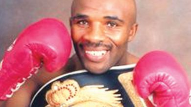 "Photo of Jacob ""Baby Jake"" Matlala WBO Flyweight Title"