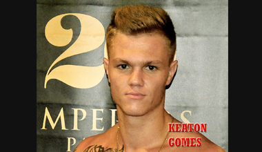 "Photo of Keaton ""The Hulk"" Gomes"