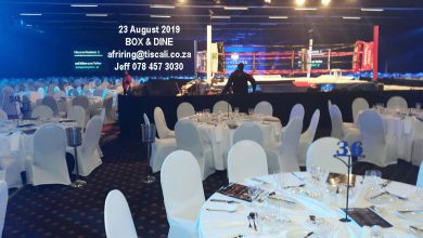 Photo of 'Razor Sharp' 23 August Box & Dine