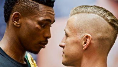 Photo of Pre – Fight Eye To Eye Mbenge vs Formella