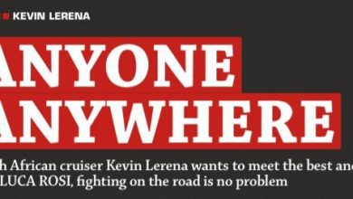Photo of 'Boxing Monthly' Luca Rosi chats to Kevin Lerena