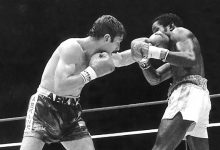 Photo of Brian Mitchell wins WBA world title on this day 35 years ago!!