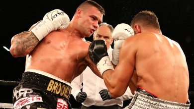 Photo of IBO World cruiserweight champion Kevin Lerena will make his 6th defence of the title