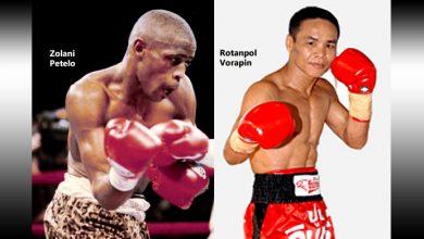 Photo of Zolani Petelo TKO 4 Ratanapol Sor Vorapin – 27 December 1997