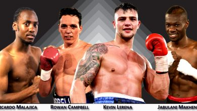 Photo of The Golden Gloves Big Four