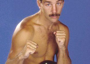 Photo of Brian Mitchell WBA/IBF Jnr. Lightweight World Champion