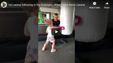 Photo of Ivy Lerena following in the footsteps of her father Kevin Lerena