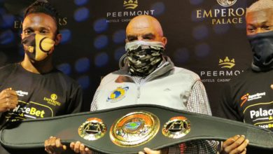 """Photo of """"Back4Battle"""" – Emperors Palace – 10th October 2020"""
