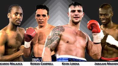 Photo of Bright lights beckon for Kevin Lerena and Up-and-Comers.