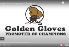 Photo of Golden Gloves Promoter Of Champions