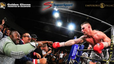 "Photo of Star studded ""December Detonation"" to showcase Kevin Lerena and young guns to American audience."