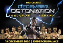 "Photo of ""December Detonation"" – 19 December 2020 – Emperors Palace"