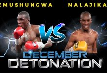 "Photo of Rofhiwa Nemushungwa vs Ricardo ""Magic Man"" Malajika"