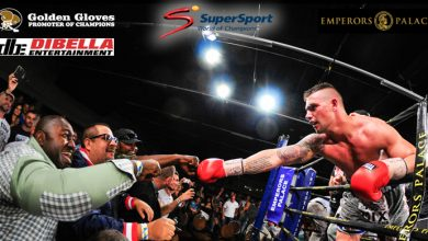 Photo of SA STAR KEVIN LERENA HEADLINES AFRICA'S BIGGEST BOXING CARD OF 2020 LIVE ON UFC FIGHT PASS, SATURDAY, DECEMBER 19