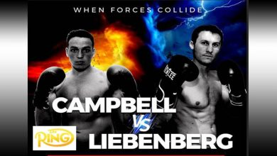Photo of ROWAN CAMPBELL, RYNO LIEBENBERG PROMISE KO WINS IN SOUTH AFRICA GRUDGE FIGHT