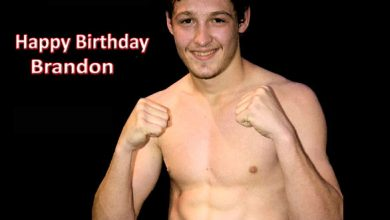 Photo of Wishing you a wonderful Birthday Brandon. May you have an awesome day.