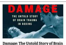 Photo of Damage: The Untold Story of Brain Damage in Boxing by Tris Dixon (Hamilcar Publications) is an important book.