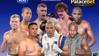 """Photo of Plenty of action in the works for 25th September """"Triple Threat"""" card!"""
