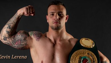 Photo of Lerena moves to Heavyweight.